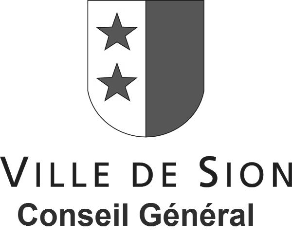 Ville de Sion Conseil Général
